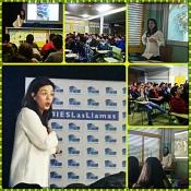 Susana Correas charlas SOS Refugiados